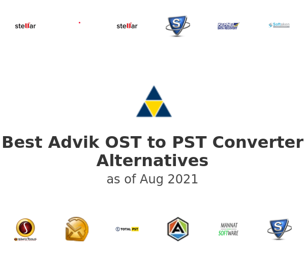Best Advik OST to PST Converter Alternatives