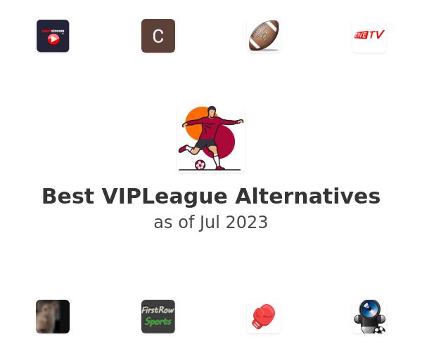 Best VIPLeague Alternatives