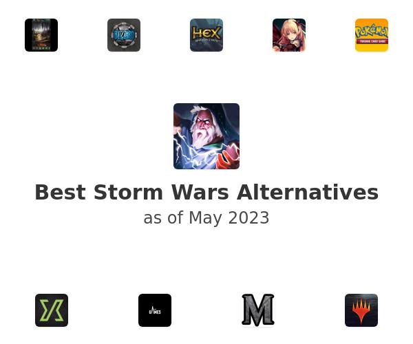 Best Storm Wars Alternatives
