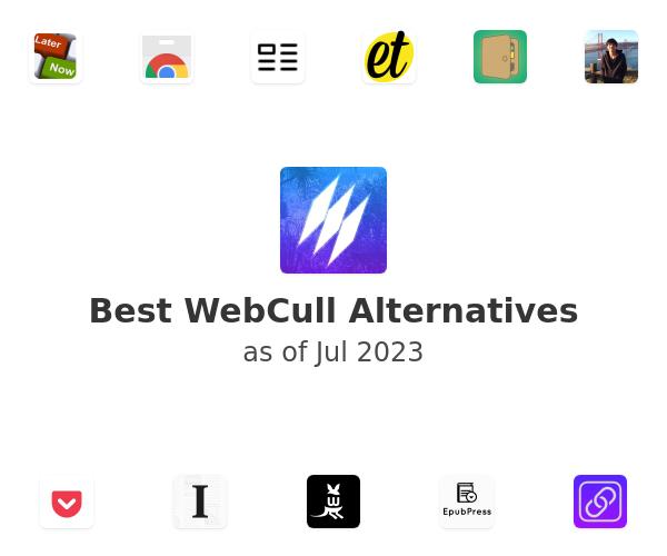 Best WebCull Alternatives