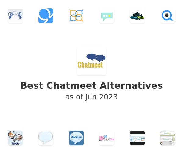 Best Chatmeet Alternatives