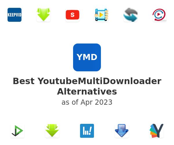 Best YoutubeMultiDownloader Alternatives
