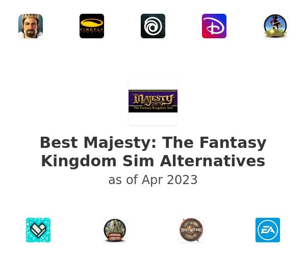 Best Majesty: The Fantasy Kingdom Sim Alternatives