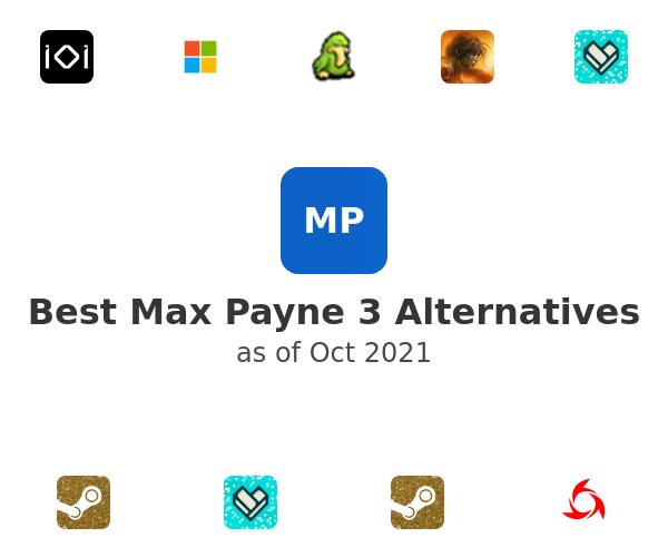 Best Max Payne 3 Alternatives