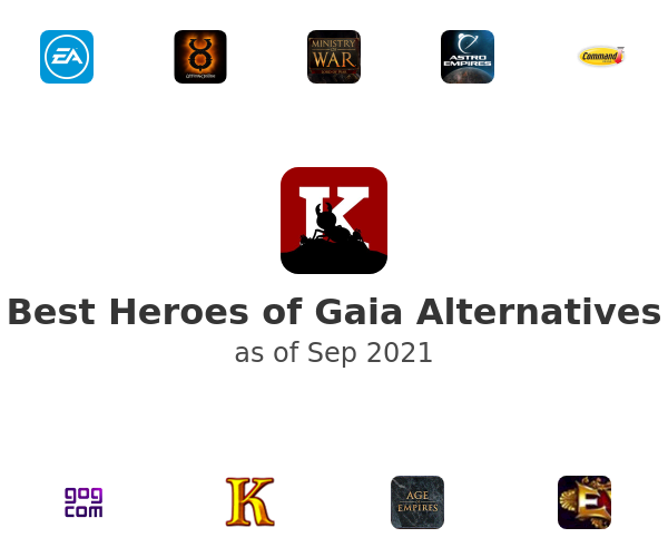 Best Heroes of Gaia Alternatives