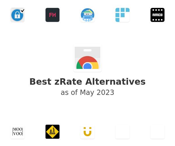 Best zRate Alternatives