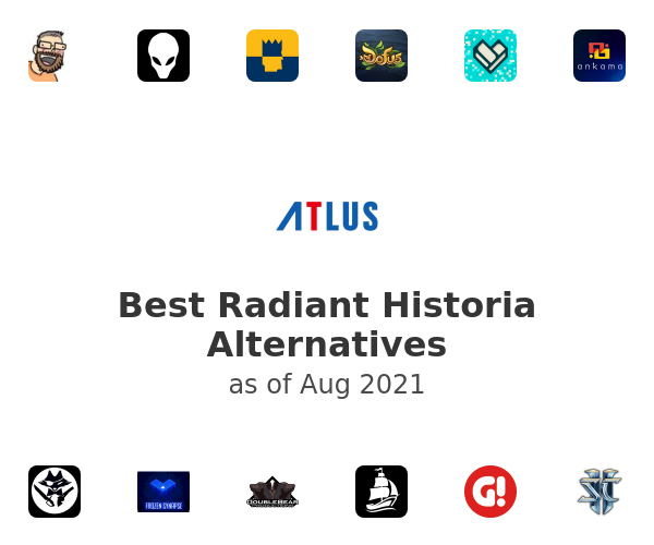 Best Radiant Historia Alternatives