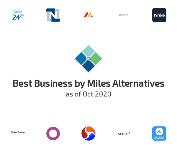 Best Business by Miles Alternatives
