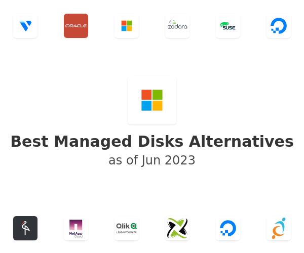 Best Managed Disks Alternatives