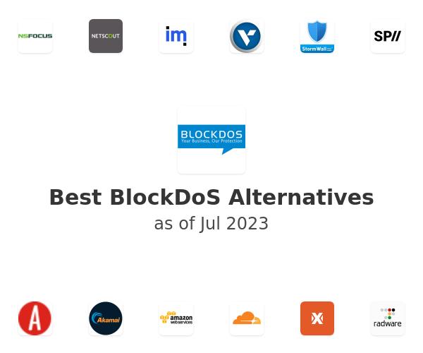 Best BlockDoS Alternatives