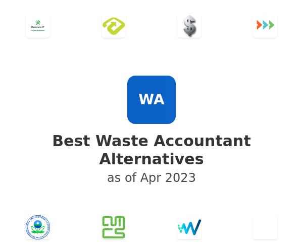 Best Waste Accountant Alternatives