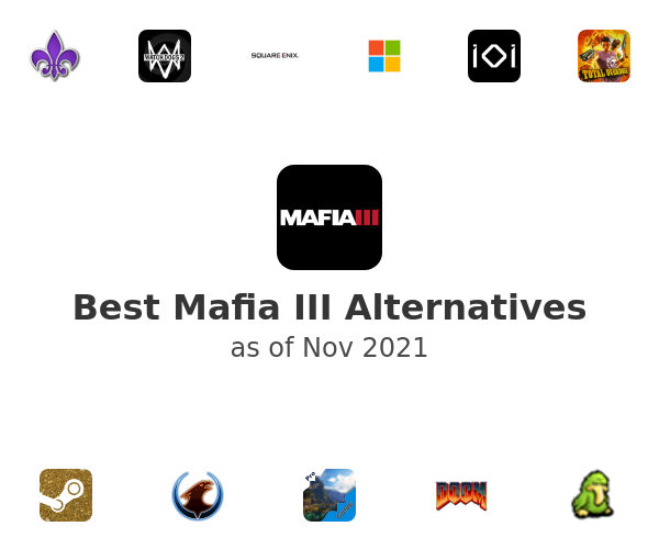 Best Mafia III Alternatives