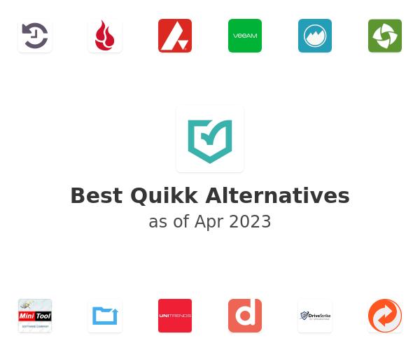 Best Quikk Alternatives
