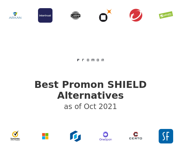 Best Promon SHIELD Alternatives