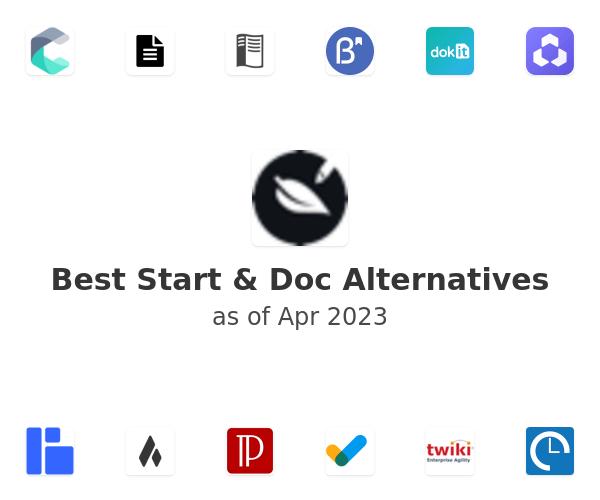 Best Start & Doc Alternatives