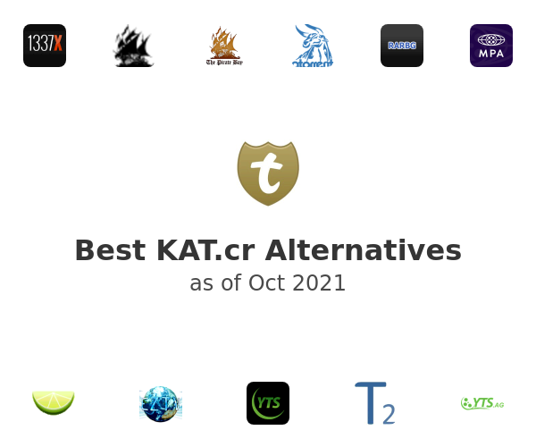 Best KAT.cr Alternatives