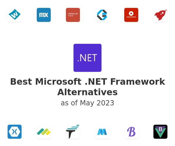Best Microsoft .NET Framework Alternatives