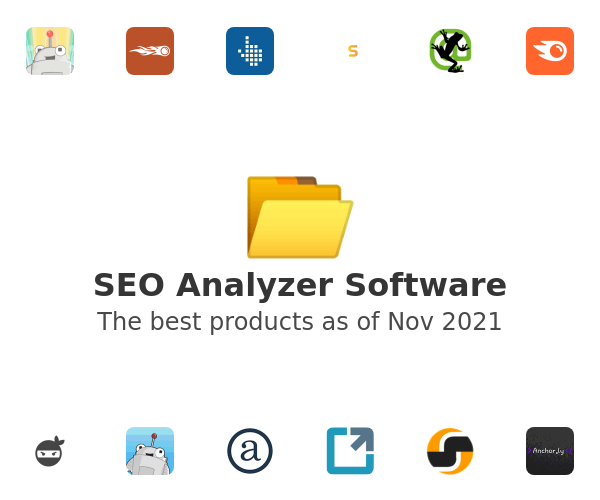 SEO Analyzer Software