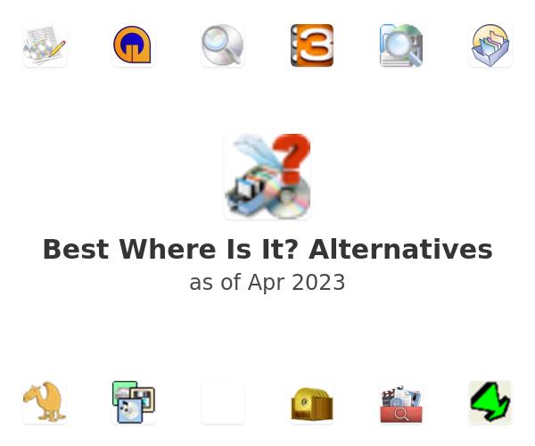 Best Where Is It? Alternatives