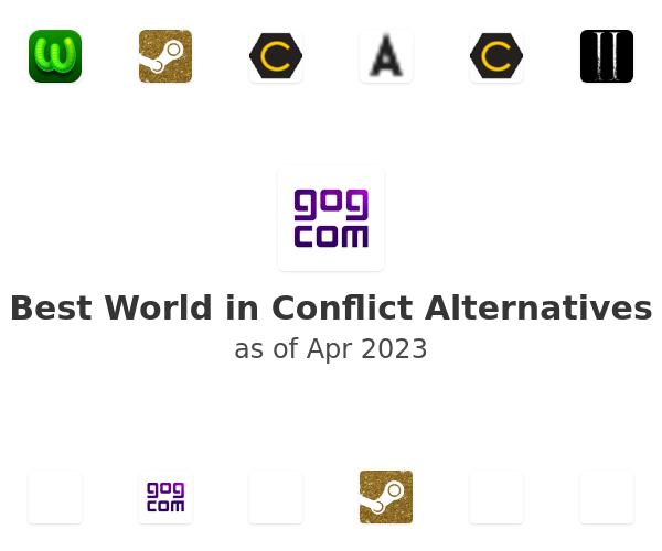 Best World in Conflict Alternatives