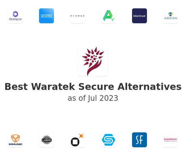 Best Waratek Secure Alternatives