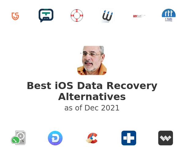 Best iOS Data Recovery Alternatives