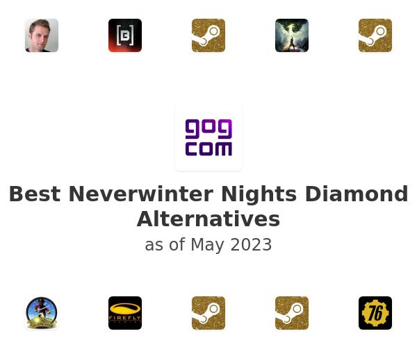 Best Neverwinter Nights Diamond Alternatives
