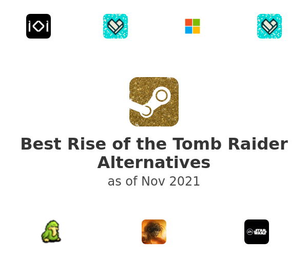 Best Rise of the Tomb Raider Alternatives