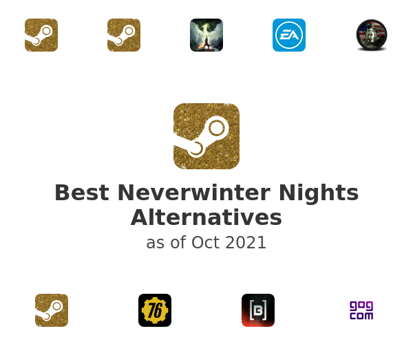 Best Neverwinter Nights Alternatives