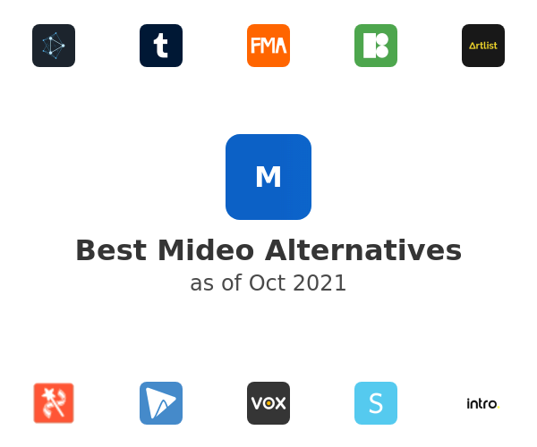 Best Mideo Alternatives