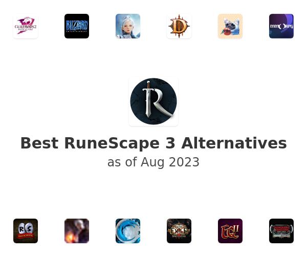 Best RuneScape 3 Alternatives