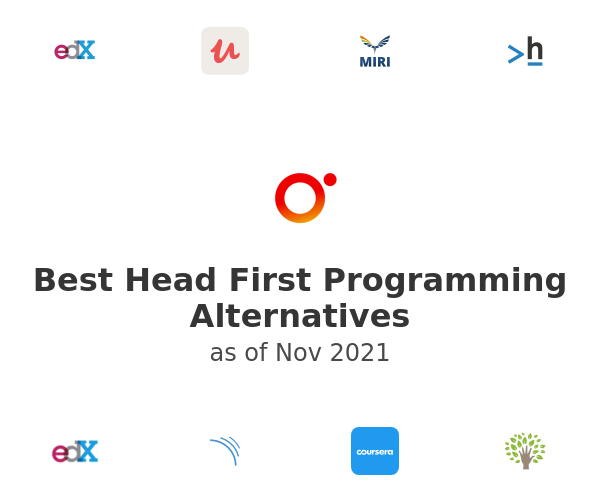 Best Head First Programming Alternatives