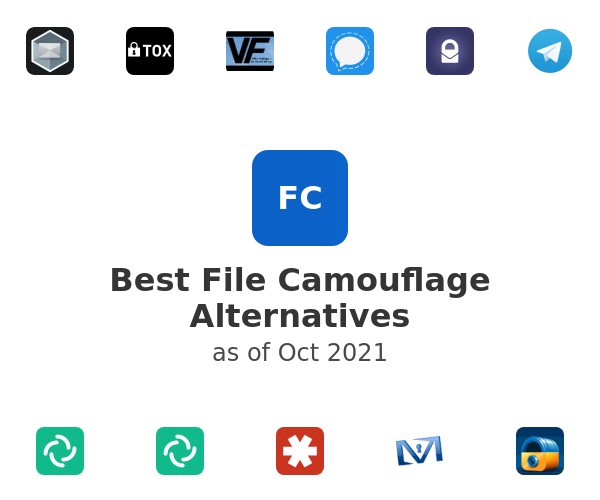 Best File Camouflage Alternatives