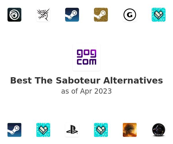 Best The Saboteur Alternatives
