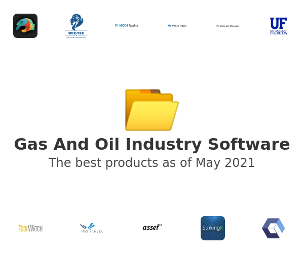 Gas And Oil Industry Software