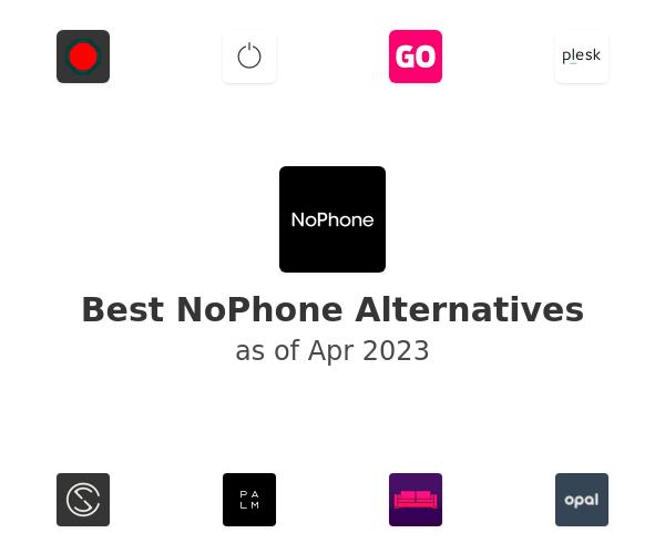 Best NoPhone Alternatives