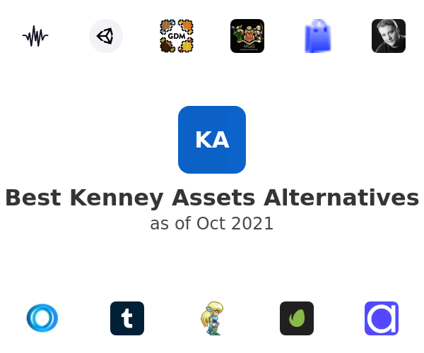 Best Kenney Assets Alternatives