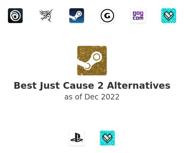 Best Just Cause 2 Alternatives