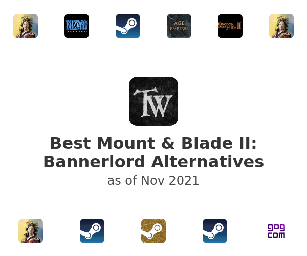 Best Mount & Blade II: Bannerlord Alternatives