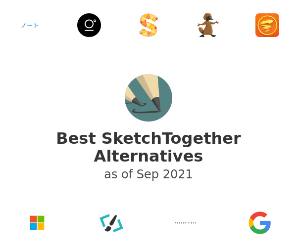 Best SketchTogether Alternatives
