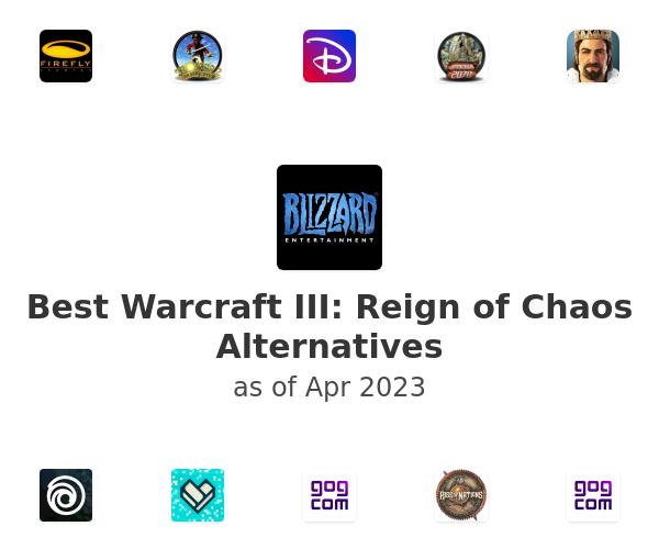 Best Warcraft III: Reign of Chaos Alternatives