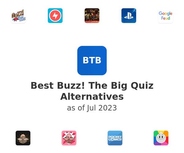 Best Buzz! The Big Quiz Alternatives