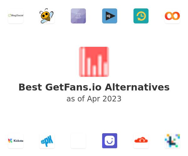 Best GetFans.io Alternatives