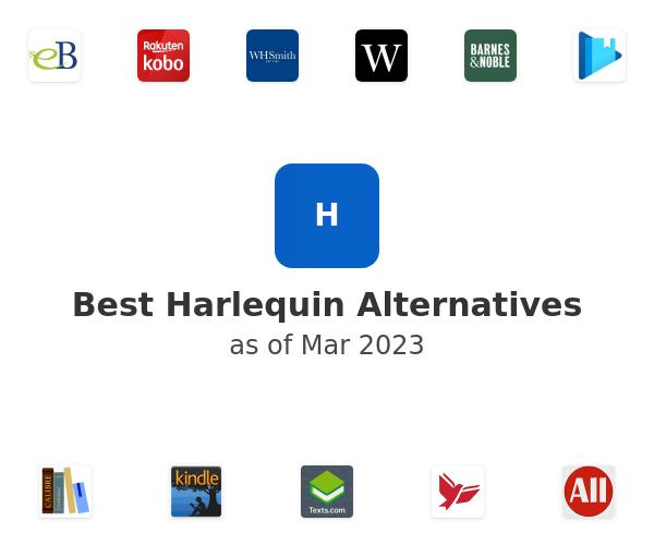 Best Harlequin Alternatives