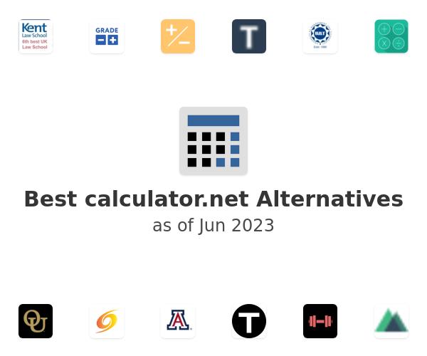 Best calculator.net Alternatives