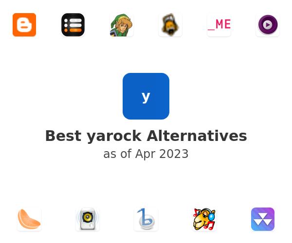 Best yarock Alternatives