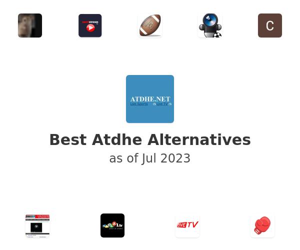 Best Atdhe Alternatives