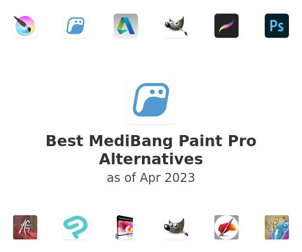Best MediBang Paint Pro Alternatives