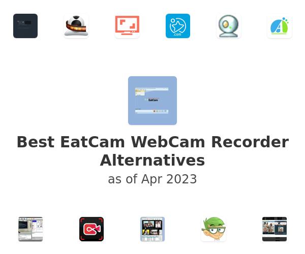 Best EatCam WebCam Recorder Alternatives