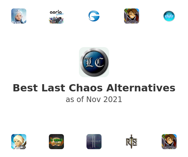Best Last Chaos Alternatives